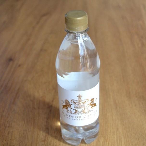 Garrafa d'água personalizada (Foto: Reprodução)