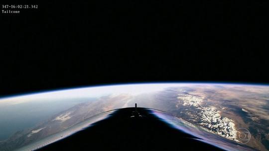 Turismo espacial fica mais perto da realidade