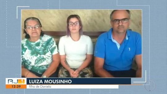 Família de mulher morta após ser trancada em casa incendiada se emociona e agradece apoio em vídeo