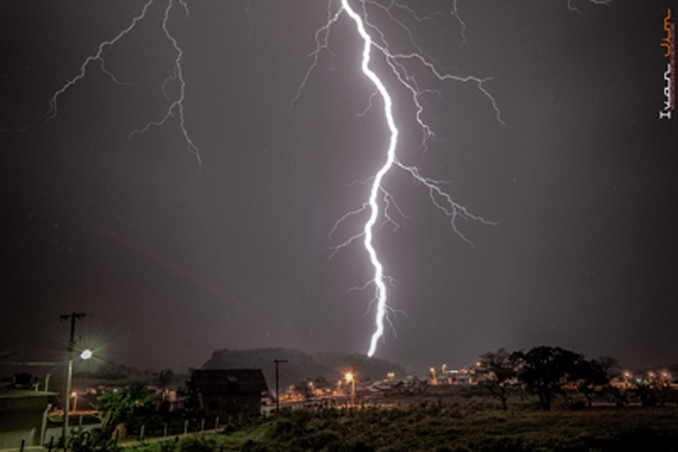 Alertas serão enviados sobre fenômenos meteorológicos que possam significar um risco para a região (Foto: Ivan Jim/ELAT/INPE)