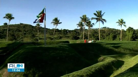 Após anos de restauração, fortim encontrado em Alagoas é entregue à Prefeitura de Porto Calvo