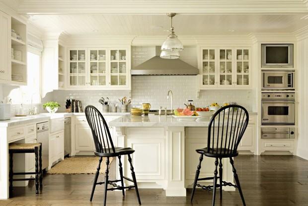 Cozinhas de filmes/séries: Bem vindo aos 40 (Foto: Elle Decor/Reprodução)