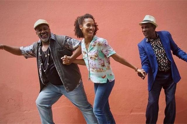 Ailton Graça, Jéssica Barbosa e Wilson Rabelo  (Foto: Divulgação)