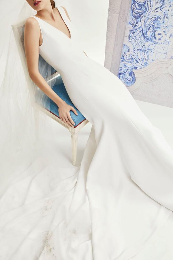 Bridal Fashion Week inverno 2019 (Foto: Reprodução)