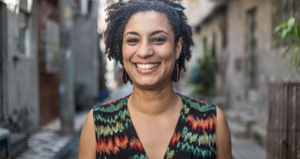 Marielle Franco (Foto: Divulgação)
