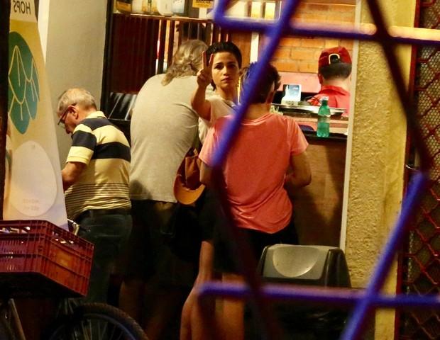 Nanda Costa e Lan Lanh (Foto: Thiago Martins/AgNews)