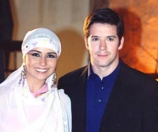Giovanna Antonelli e Murilo Benício em 'O clone' | TV Globo
