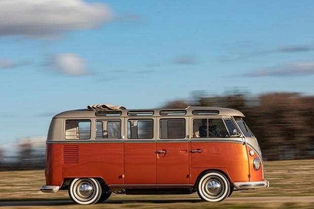 Volkswagen Kombi e-Bulli Concept (Foto: Divulgação)