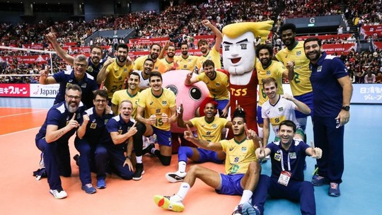 Foto: (Getty Image/FIVB)