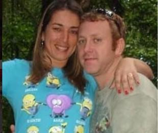 Sérgio Hondjakoff e a namorada, Danielle Monteiro | Reprodução/ Instagram