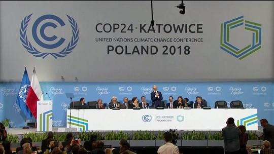COP 24 elabora regras para Acordo de Paris sob críticas de falta de ambição e impasse sobre recursos