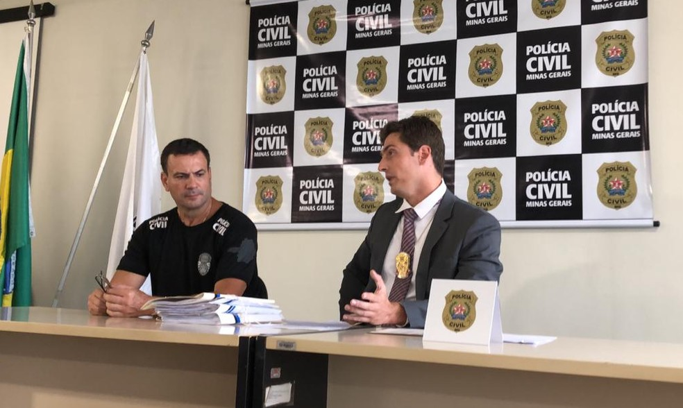 Delegado disse que esquema funcionava desde o início do mandado do vereador. — Foto: Carlos Amaral/Globo