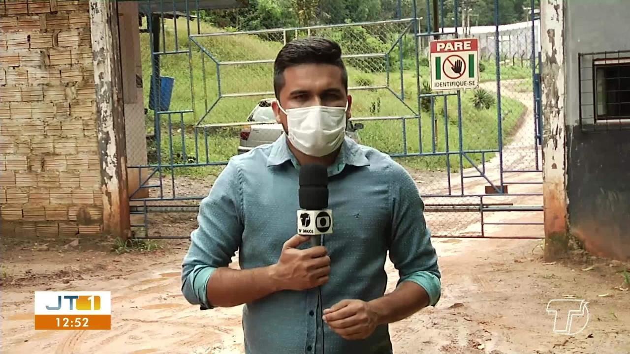 Policiais Penais protestam por melhores condições de trabalho em Santarém
