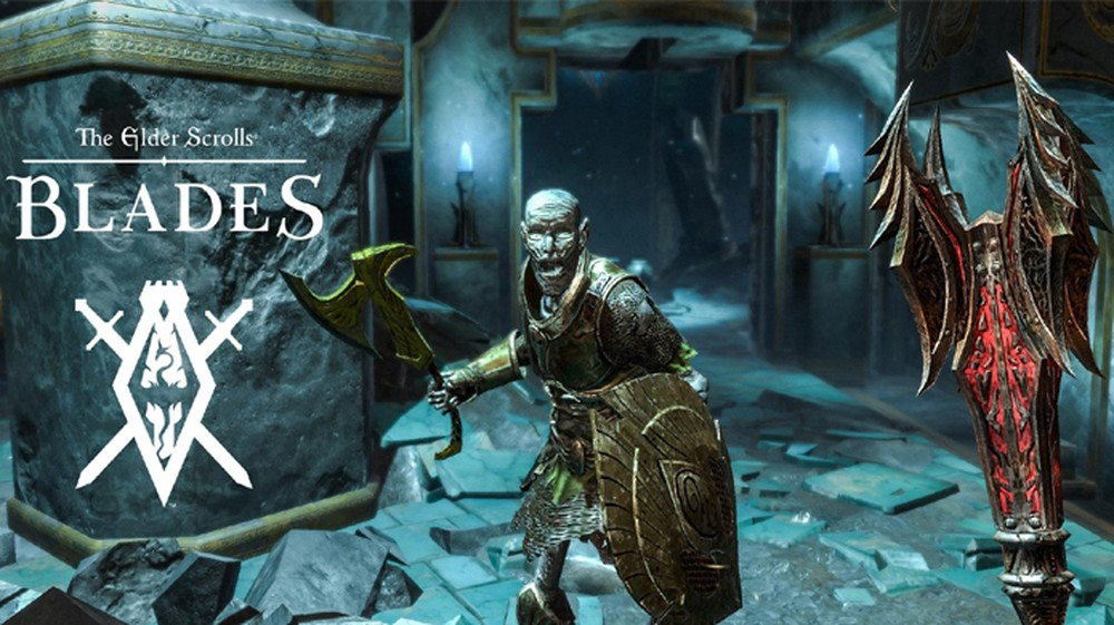 The Elder Scrolls: Blades chega em beta e é jogo mais baixado no Brasil 3