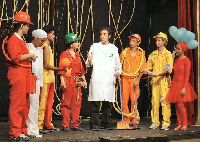 Festival de teatro em Fortaleza recebe inscrições de espetáculos com temas científicos