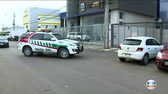 Operação contra tráfico de armas no Distrito Federal tem militares do Exército como alvo