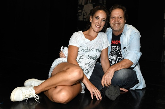 Adriana Birolli e Ivan Zettel (Foto: Cristina Granato)