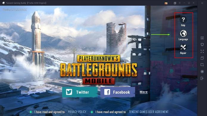 Como jogar PUBG Mobile no PC com o emulador Tencent Gaming