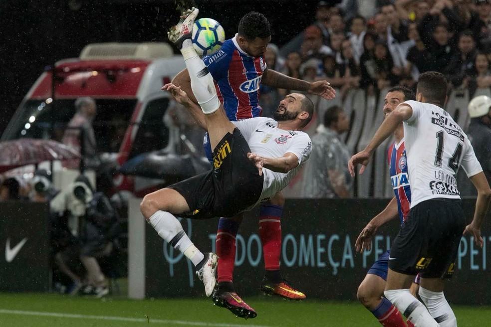 5b00e8dce1 Danilo diz querer se aposentar no Corinthians