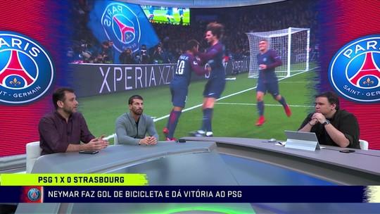 """Pedrinho e Loffredo criticam tom ríspido de Neymar contra torcida do PSG: """"Era hora de ficar calado"""""""