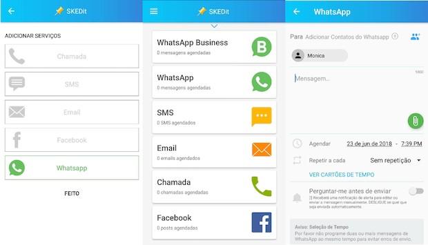 WhatsApp: saiba programar o envio de mensagens pelo aplicativo