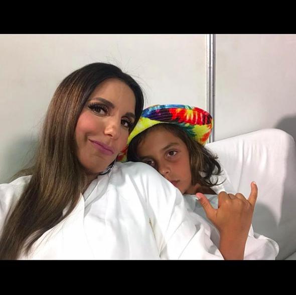 Ivete e Marcelo (Foto: Reprodução / Instagram)
