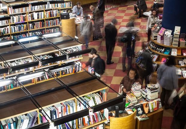 Livraria Cultura (Foto: Editora Globo)