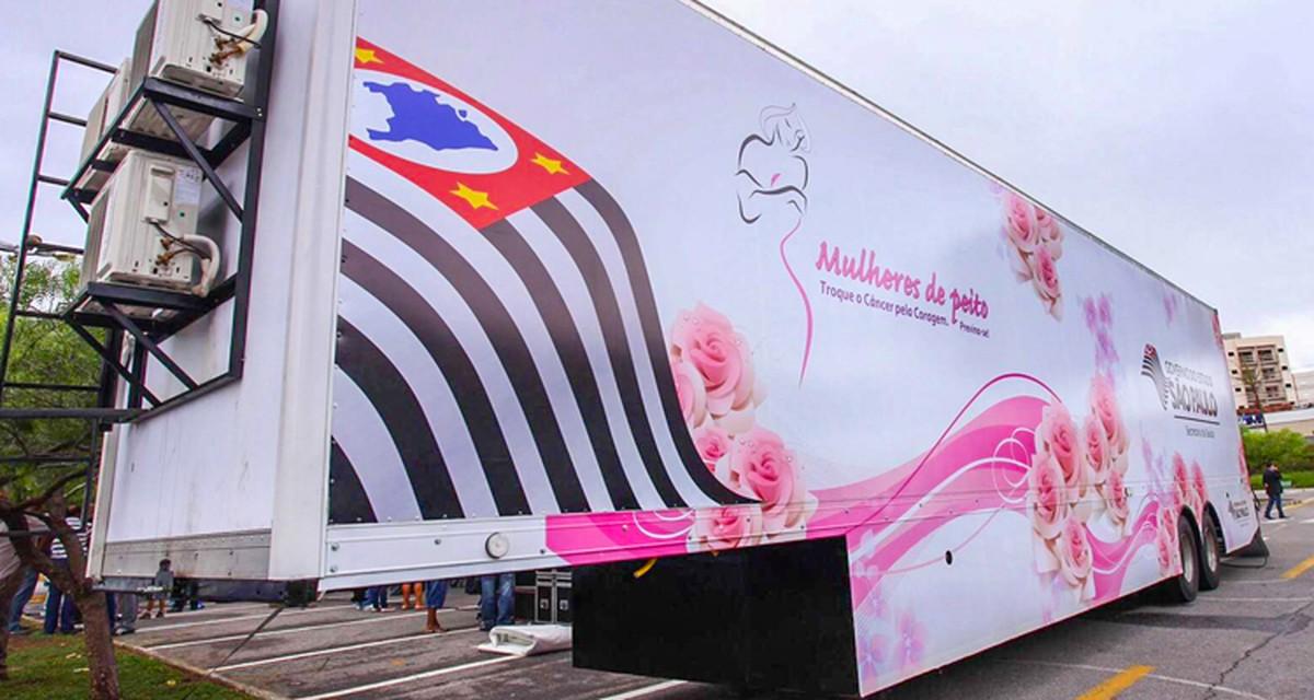 Exames de mamografia são realizados de graça em Laranjal Paulista - G1