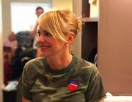Anna Faris assume noivado cinco meses após casamento do ex Chris Pratt