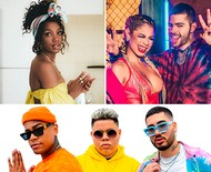 Veja os indicados a Melhor Música Pop Nacional
