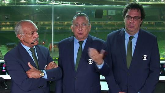 """Galvão exalta atuação de Messi e vê craque perto de """"pagar dívida"""" com Argentina"""