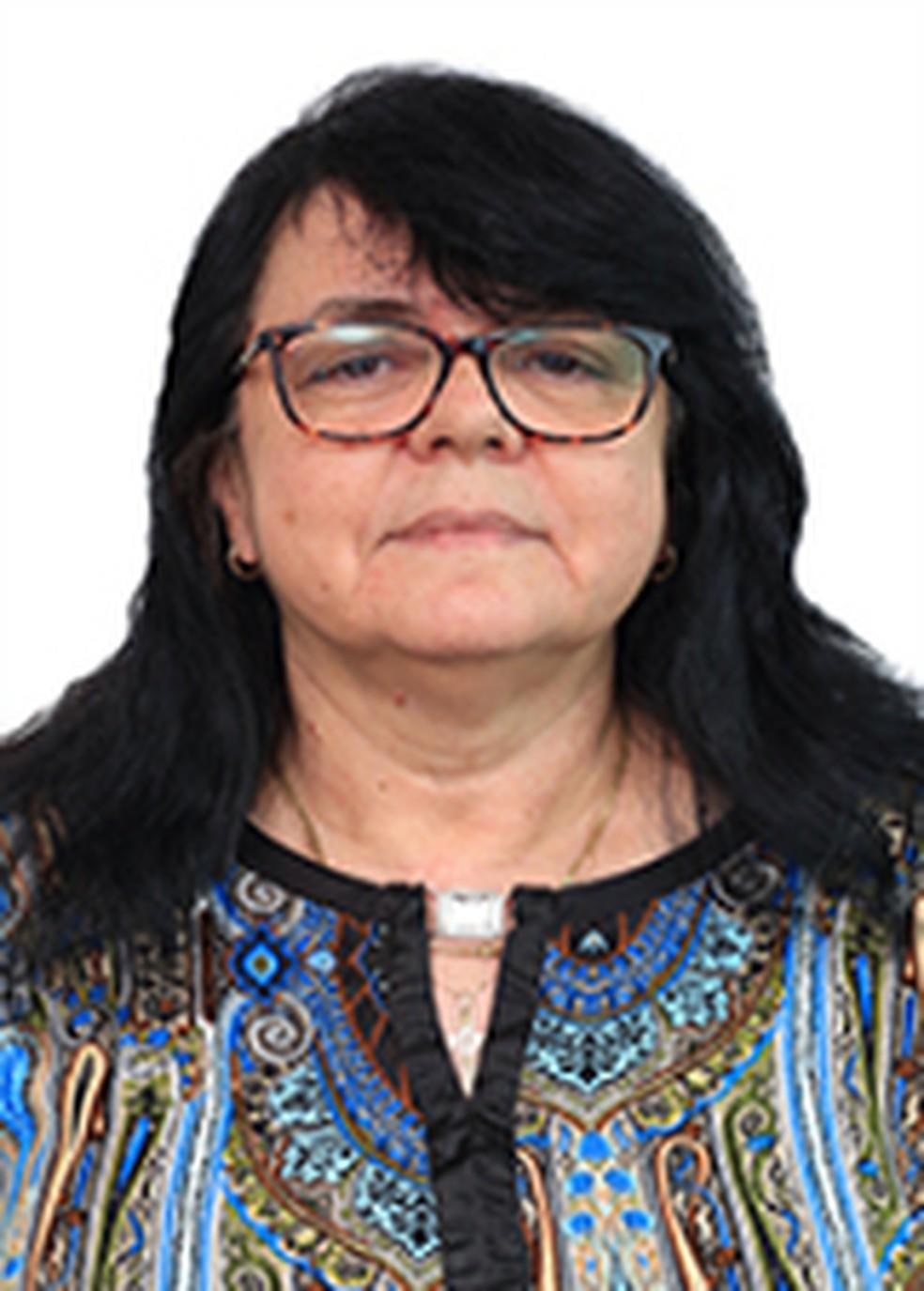 Ana Maria Urquiza foi eleita em Nova Maringá — Foto: Divulgação