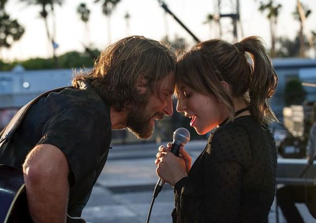 Bradley Cooper e Lady Gaga em 'Nasce Uma Estrela' (Foto: Divulgação)
