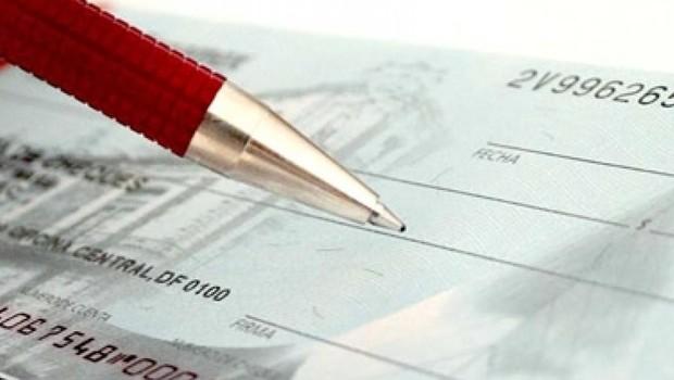 Cheque (Foto: Shutterstock)