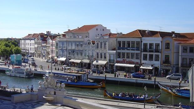 Aveiro, Portugal, turismo (Foto: Wikimedia Commons)