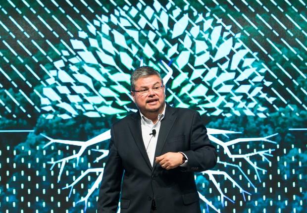 Juan Carlos Castilla-Rubio, cientista peruano e um dos idealizadores do Projeto Biogenoma da Terra  (Foto: Flickr/Fórum Econômico Mundial)