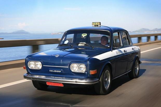 VW 1600 (Foto: Reprodução vw1600.blogspot.com.br)