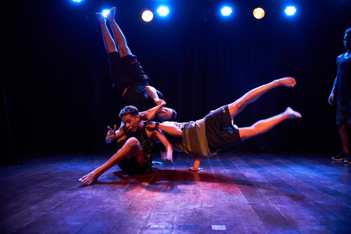 Espetáculo de dança 'This is Passinho' é atração deste sábado em Guararema - G1