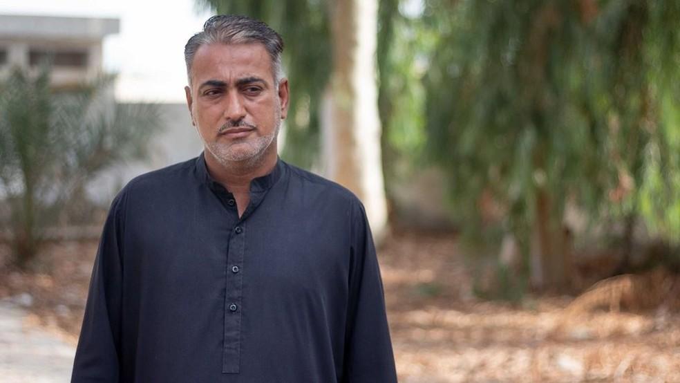 Médico Muzaffar Ghangro é acusado de negligência criminosa; ele nega as acusações e se diz um bode expiatório — Foto: BBC