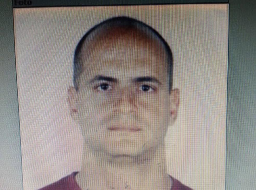 Policial civil Ellery de Ramos Lemos foi baleado e morto em Acari (Foto: Reprodução)