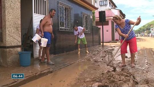 Aulas da rede municipal são suspensas em Rio Novo do Sul após enchente