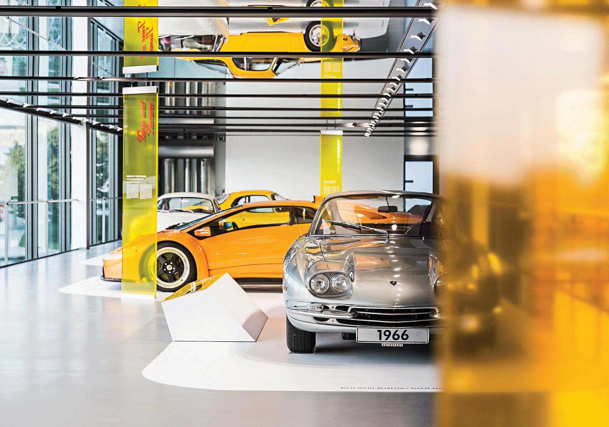 Das garagens às galerias: os museus alemães dedicados aos carros
