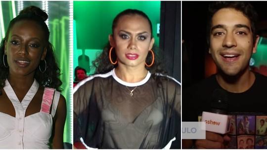 Rock in Rio: famosos falam quais combinações inusitadas marcam suas vidas