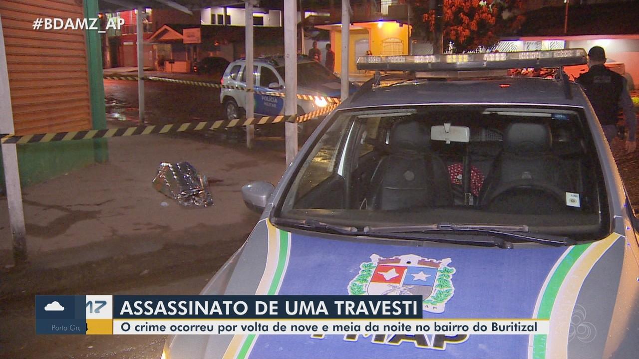 Travesti é assassinada a tiros em ponto de prostituição na Zona Sul de Macapá