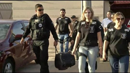 Polícia Civil faz busca na casa que João de Deus fazia atendimentos espirituais