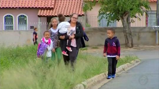 Transporte escolar fornecido pela prefeitura é suspenso em bairros de Pilar do Sul
