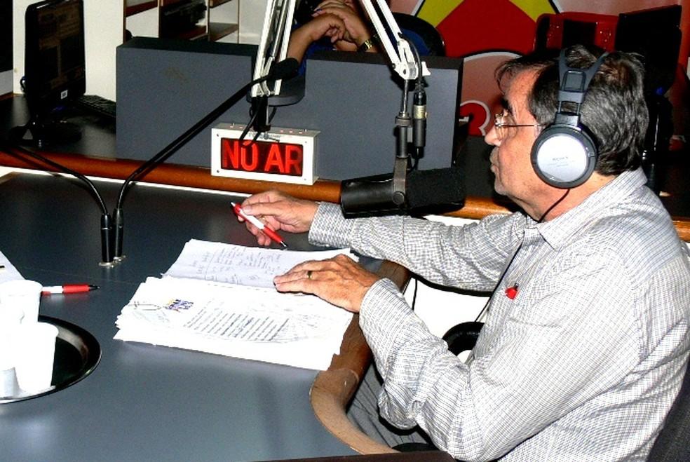 -  Ex-deputado federal Maurício Calixto morreu na manhã desta segunda-feira, em Porto Velho  Foto: Divulgação