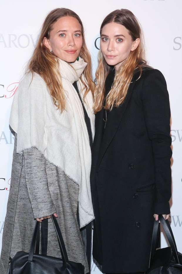 Mary Kate e Ashley Olsen (Foto: Getty Images)