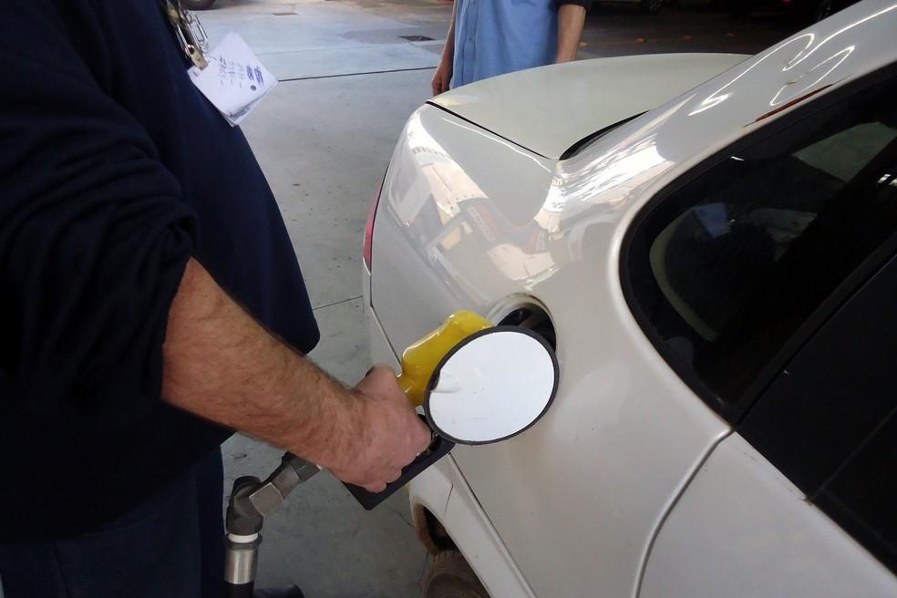 Preço médio no litro da gasolina está alto entre cidades da região (Foto: Diego Simões da Silveira/PMPA/Divulgação)