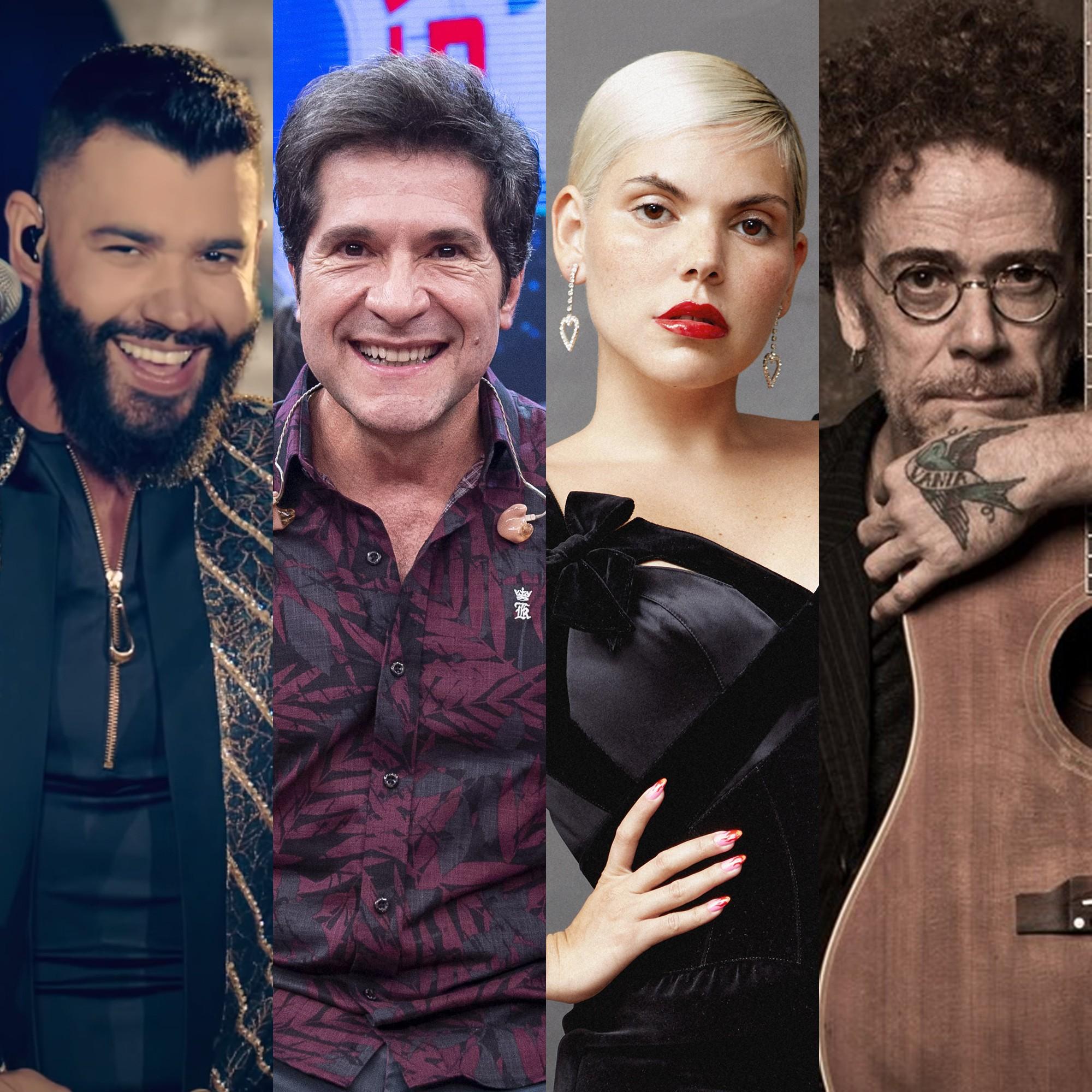 Lives de hoje: Gusttavo Lima e Daniel, Duda Beat, Nando Reis e mais shows para ver em casa